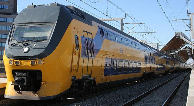 네덜란드의 대중교통 – 트램, 버스, 지하철, 기차