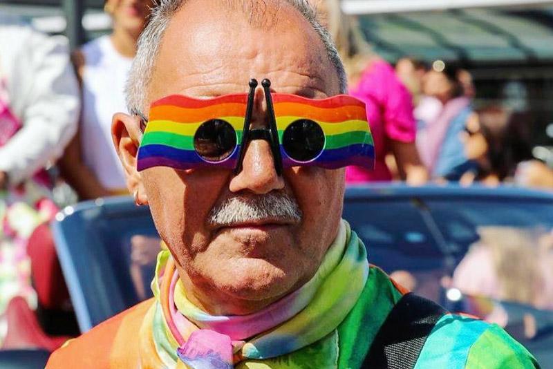 Pride Amsterdam (~5. 8. 2017)