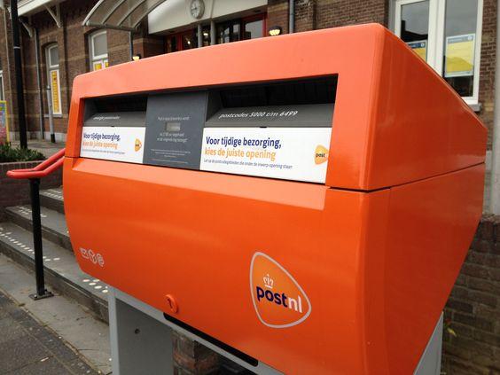 네덜란드 우편, 배송서비스