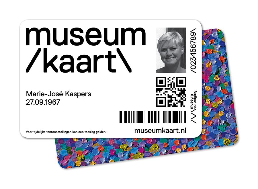 museumkaart volwassene