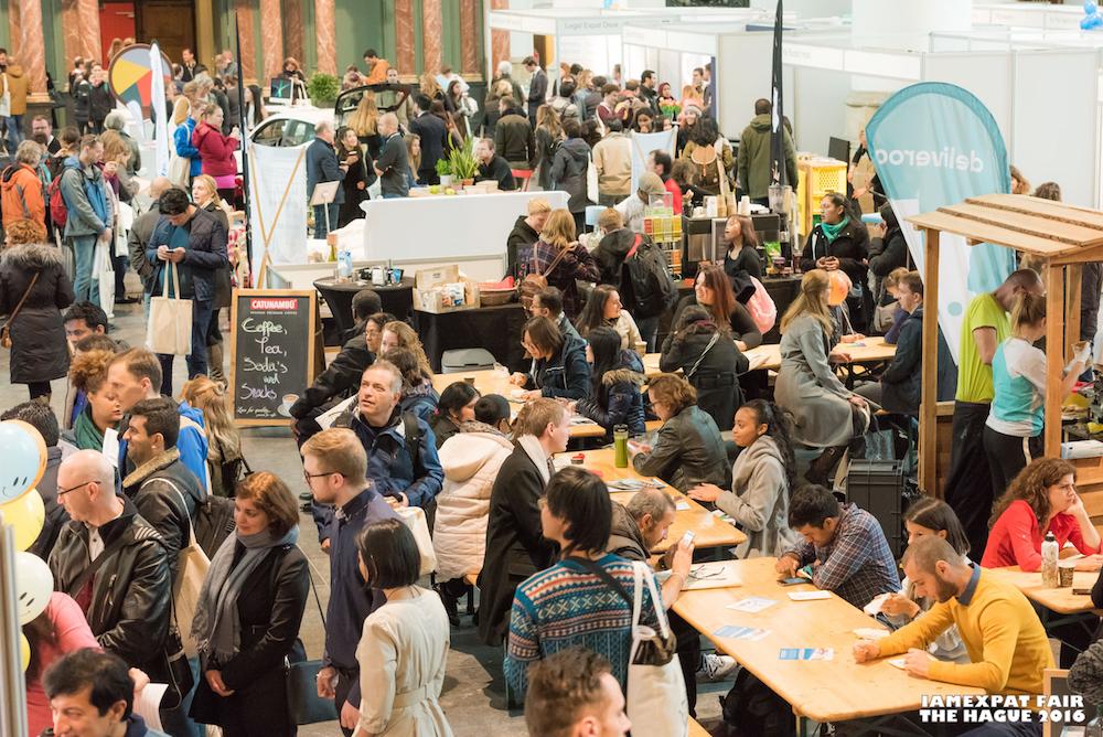 네덜란드 익스팻들을 위한 IamExpat Fair가 11월 4일 헤이그에서 열립니다.