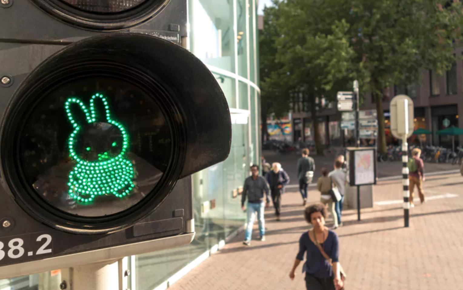 네덜란드의 귀여운 토끼, 미피(Miffy)에 대하여