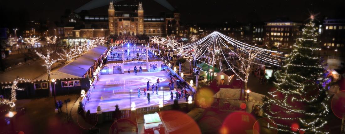 암스테르담 크리스마스 이벤트 3개
