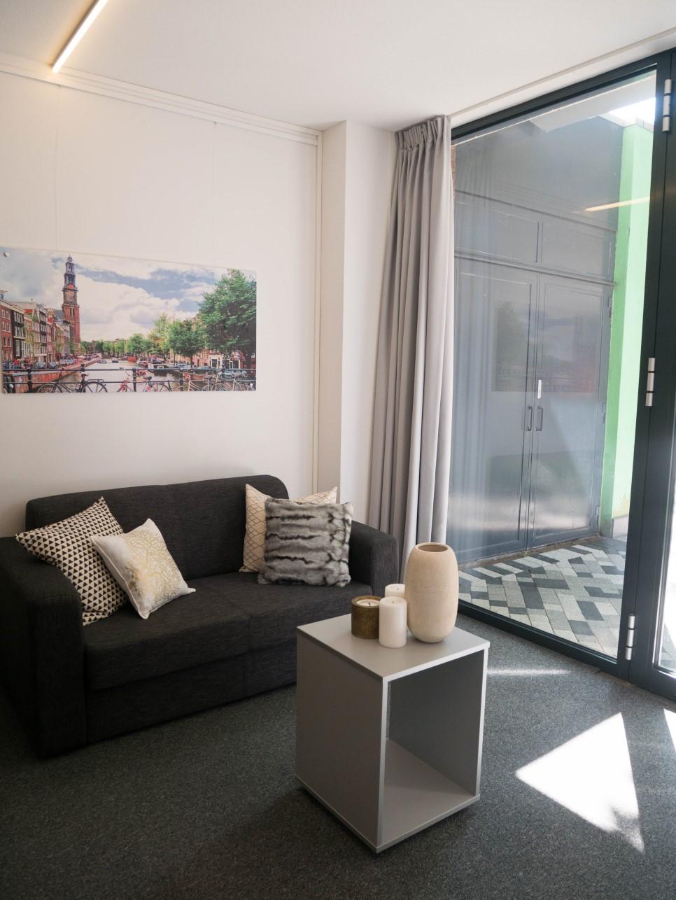 [암스테르담] Diemen Campus 학생 호텔 렌트, 월 782유로, 2018년 1월 중 입주가능
