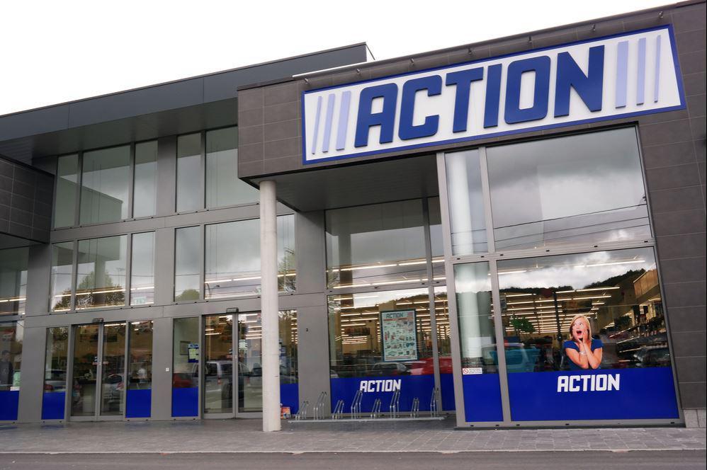 네덜란드의 다이소, 액션 (Action) – 네덜란드 상점탐구