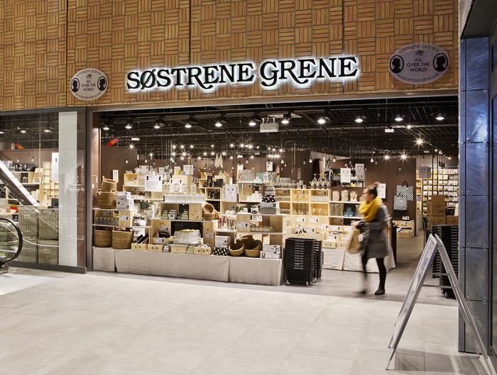 아주 저렴하지만 고급진 생활용품, 미술 소품점 Søstrene Grene – 네덜란드 상점탐구