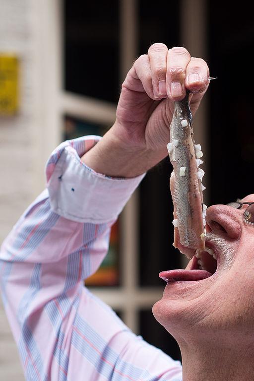 네덜란드에서 먹어봐야할 독특한 음식, 난이도 5