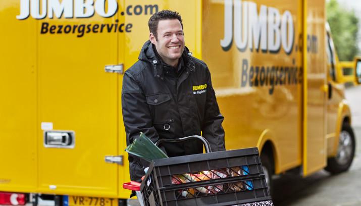 네덜란드에서 일상이 너무 바쁘다면, 식재료 배달은 어떠세요? Jumbo delivery service