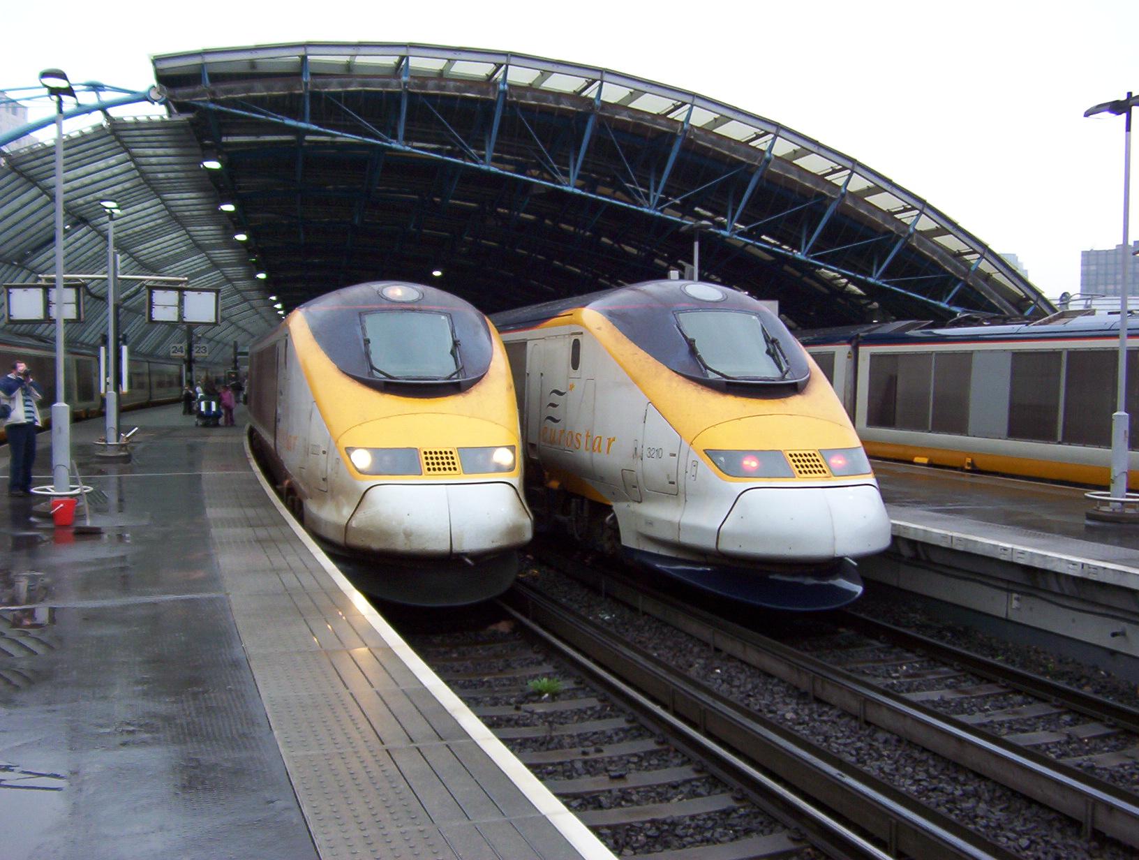 런던-암스테르담 직행 유로스타가 4월 4일부터 이용가능해지다!