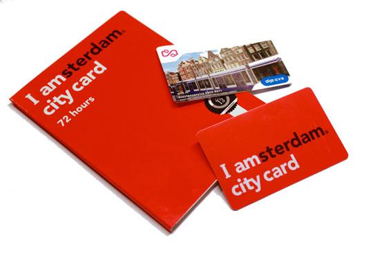 네덜란드 암스테르담 시티 카드에 대한 모든 것