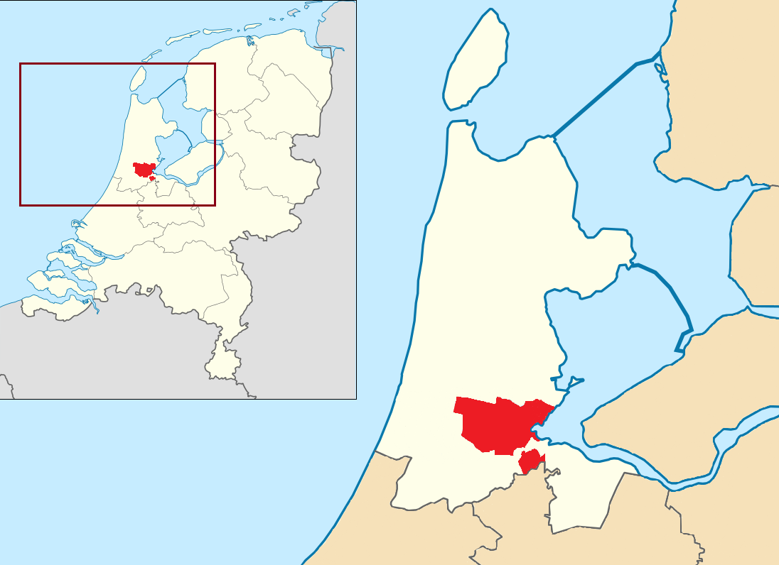 Amsterdam_Noord-Holland_location_map