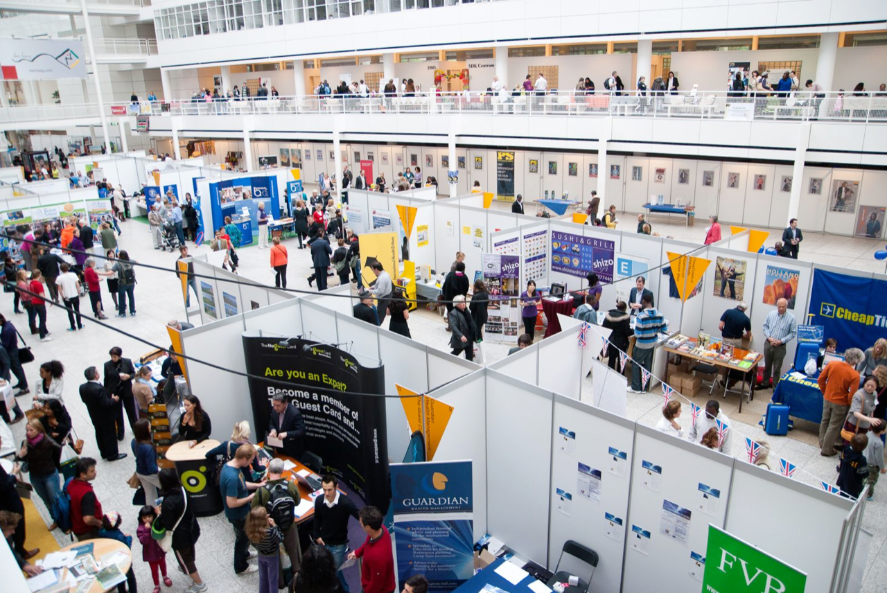 ExpatsAbroad가 4월 7일 IamExpat Fair Amsterdam에 참여합니다!