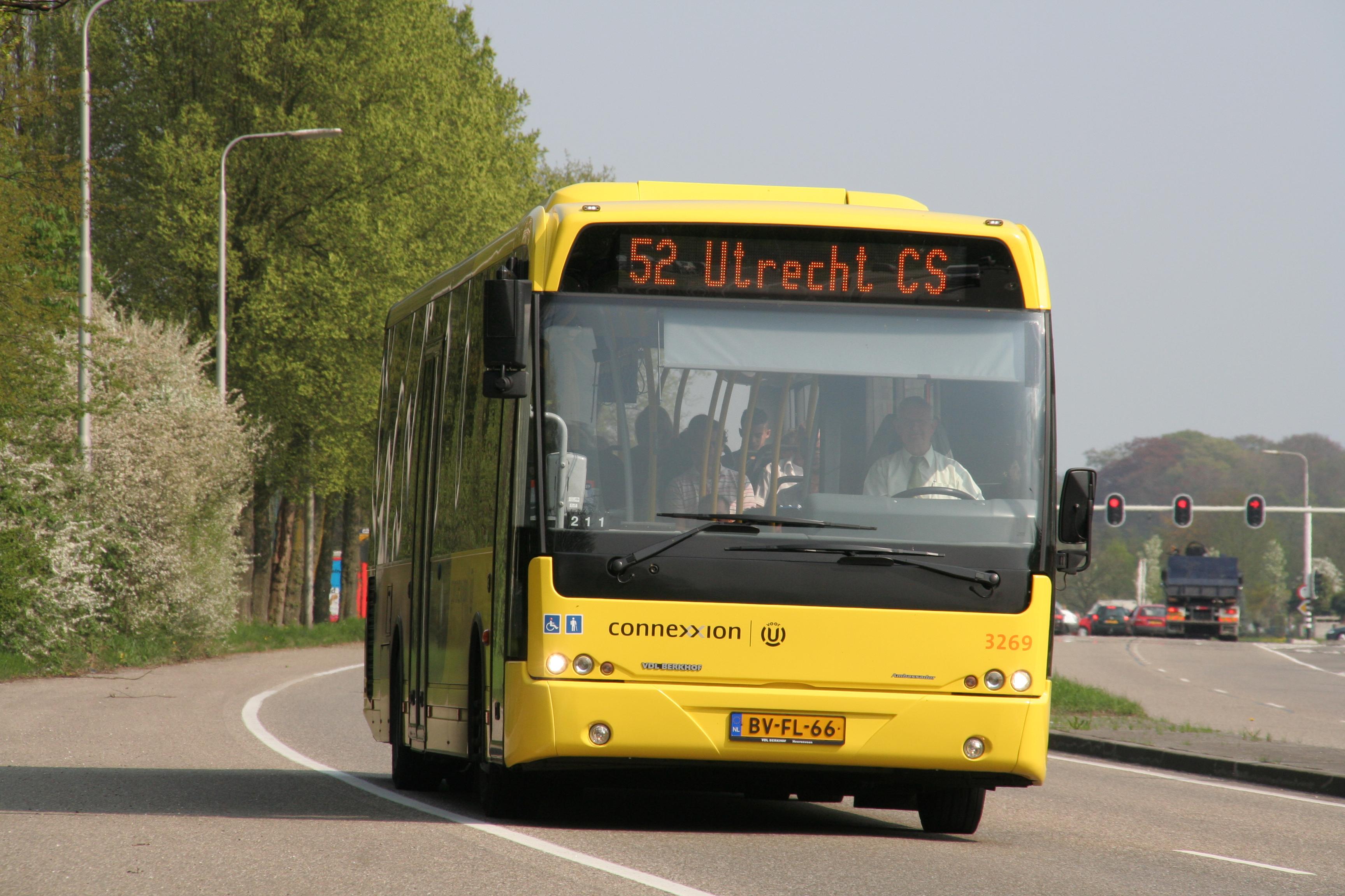 6월 25일부터 네덜란드 우트렉(Utrecht) 버스 무기한 파업