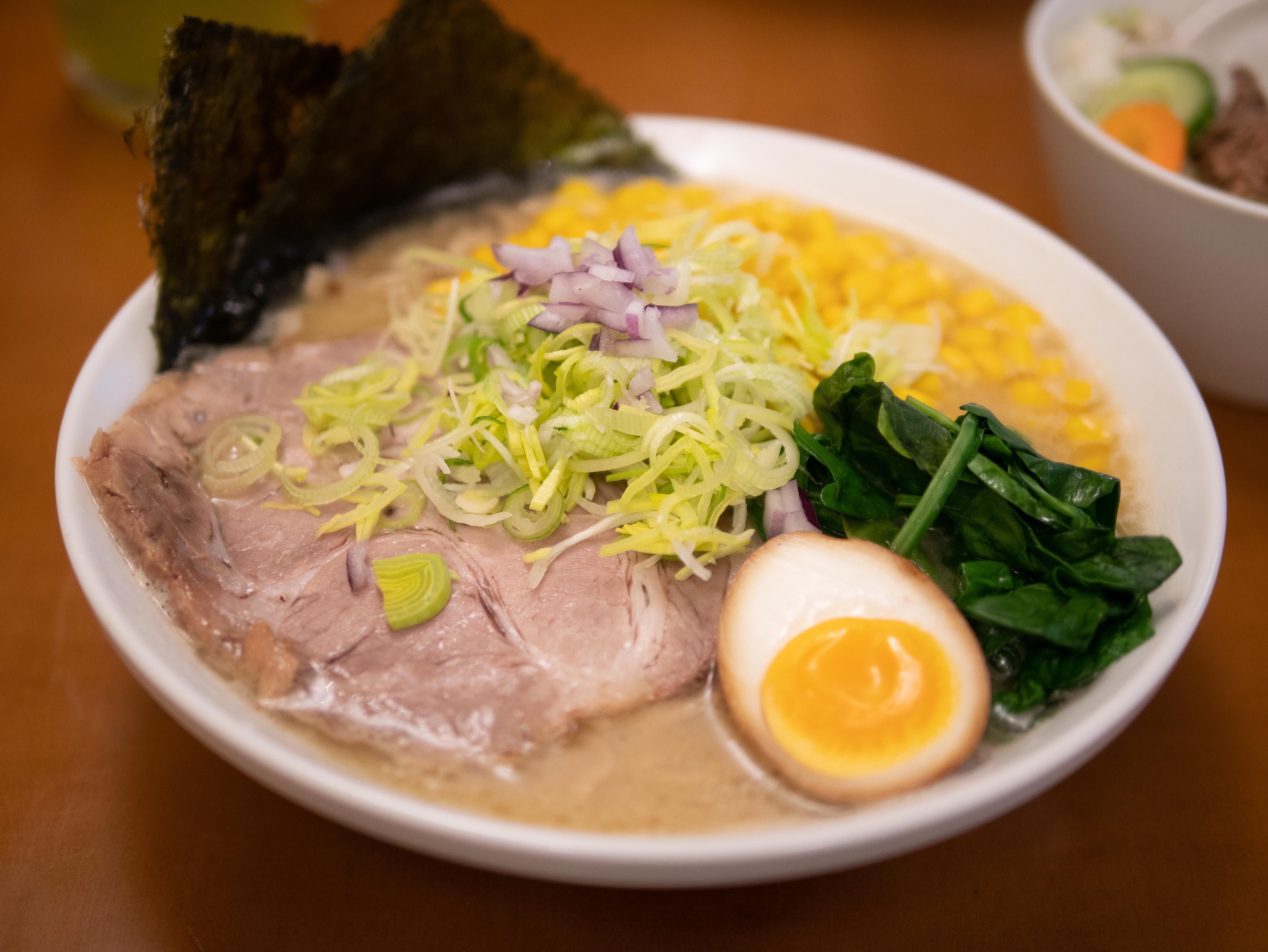 [네덜란드, 스키담 맛집, 일본라멘] 나만 알고싶은 라멘집, 요코하마 라멘 사이토