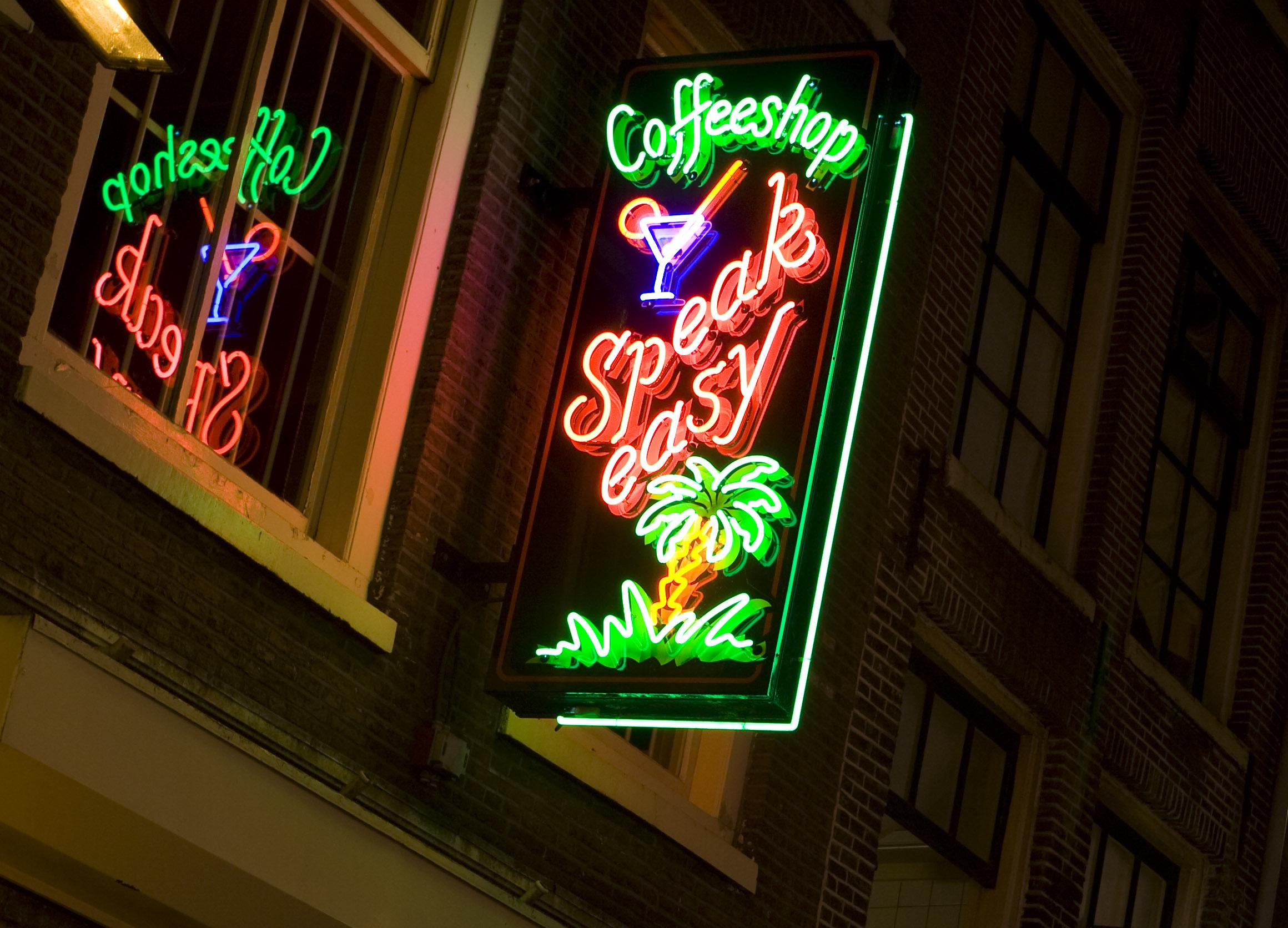CoffeeShopAmsterdam