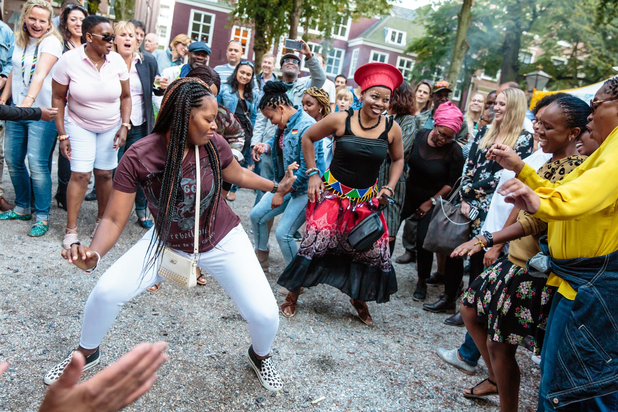 60개국 이상 대사관이 참여하는 헤이그 무료 페스티벌, Embassy Festival (8월 31일-9월 1일)
