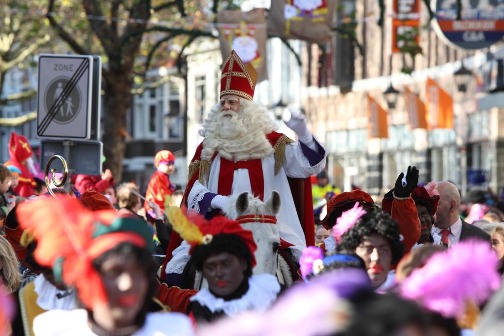 네덜란드 각 도시 SinterKlaas가 도착하는 날짜!