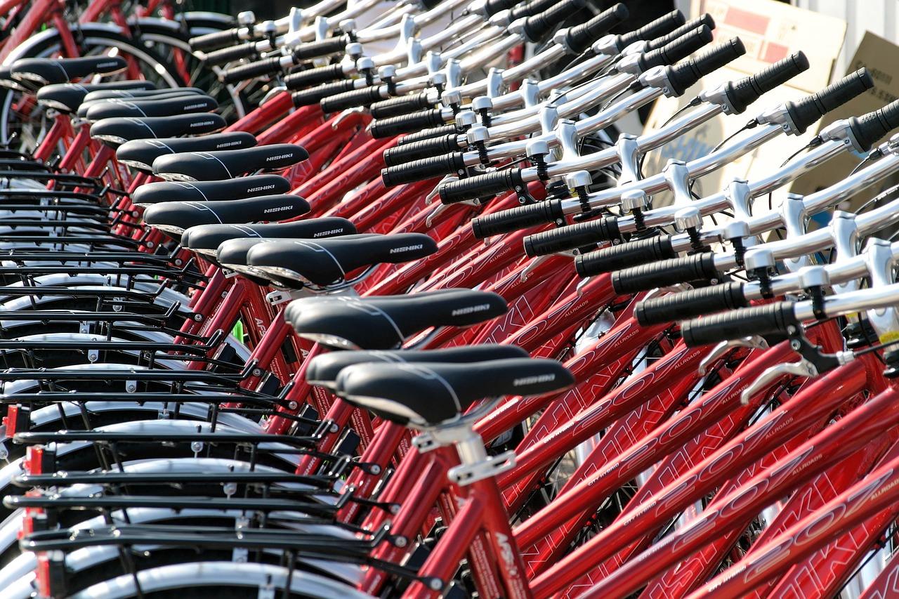 네덜란드에서 자전거를 아직 못샀지만 자전거가 너무 필요하다면? 자전거 렌트 서비스들