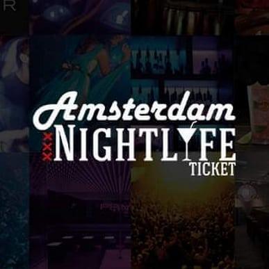 암스테르담의 20개 이상 클럽 입장이 10유로, Amsterdam Night Life Ticket
