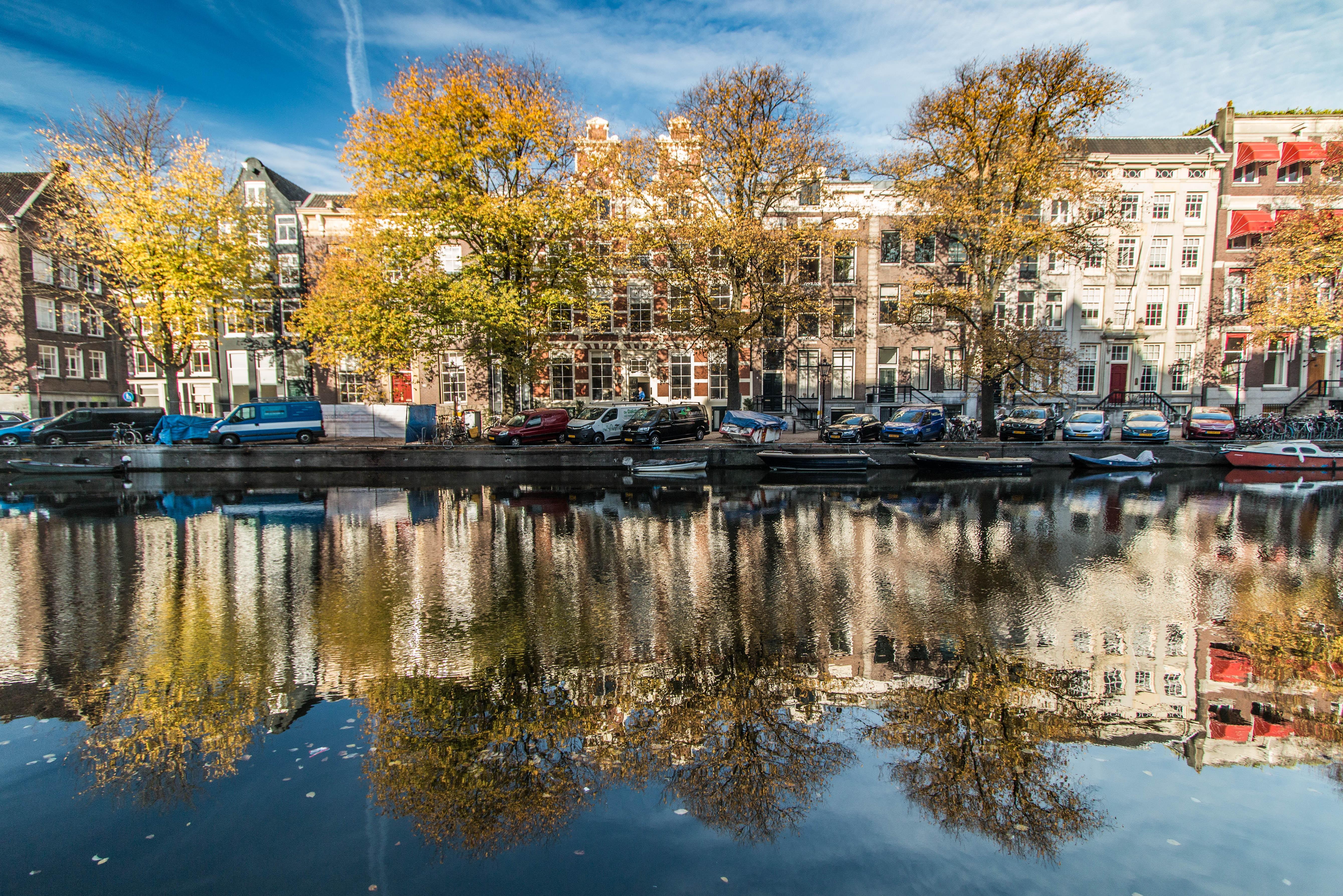 네덜란드 암스테르담 거주, 유학, 생활비용 2019