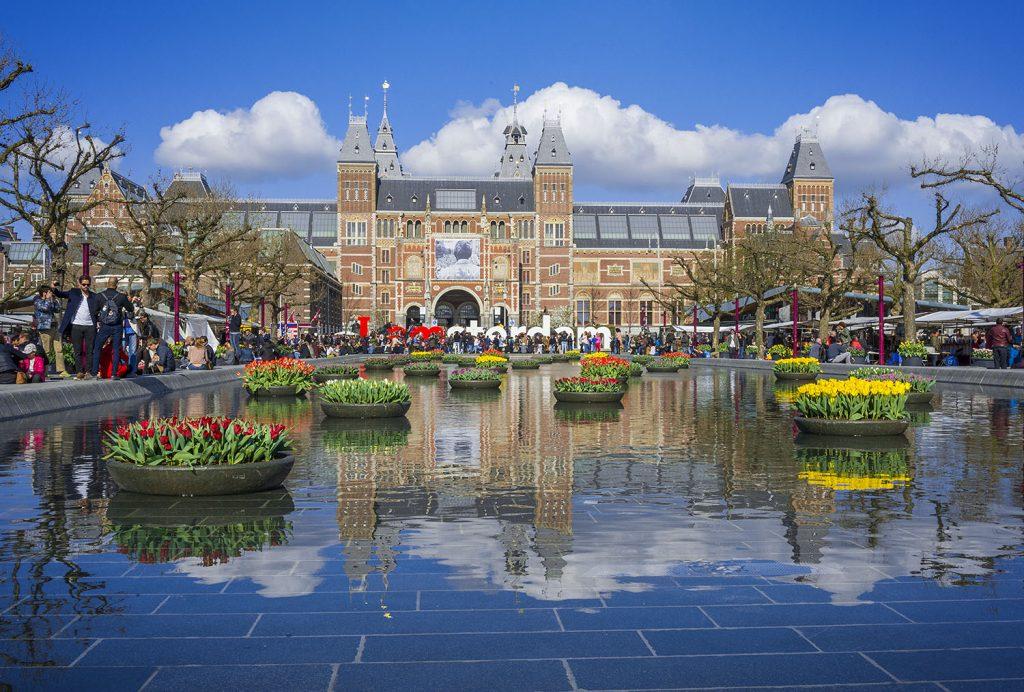 암스테르담 튤립 페스티벌 2019 (4월 1일~30일)