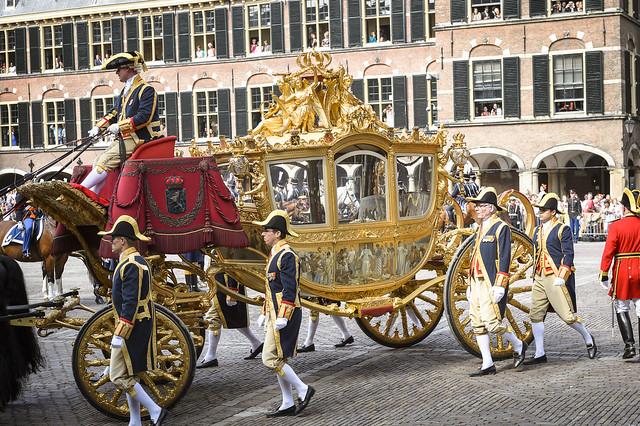 Den Haag, dinsdag 16 september- prinsjesdag 2014