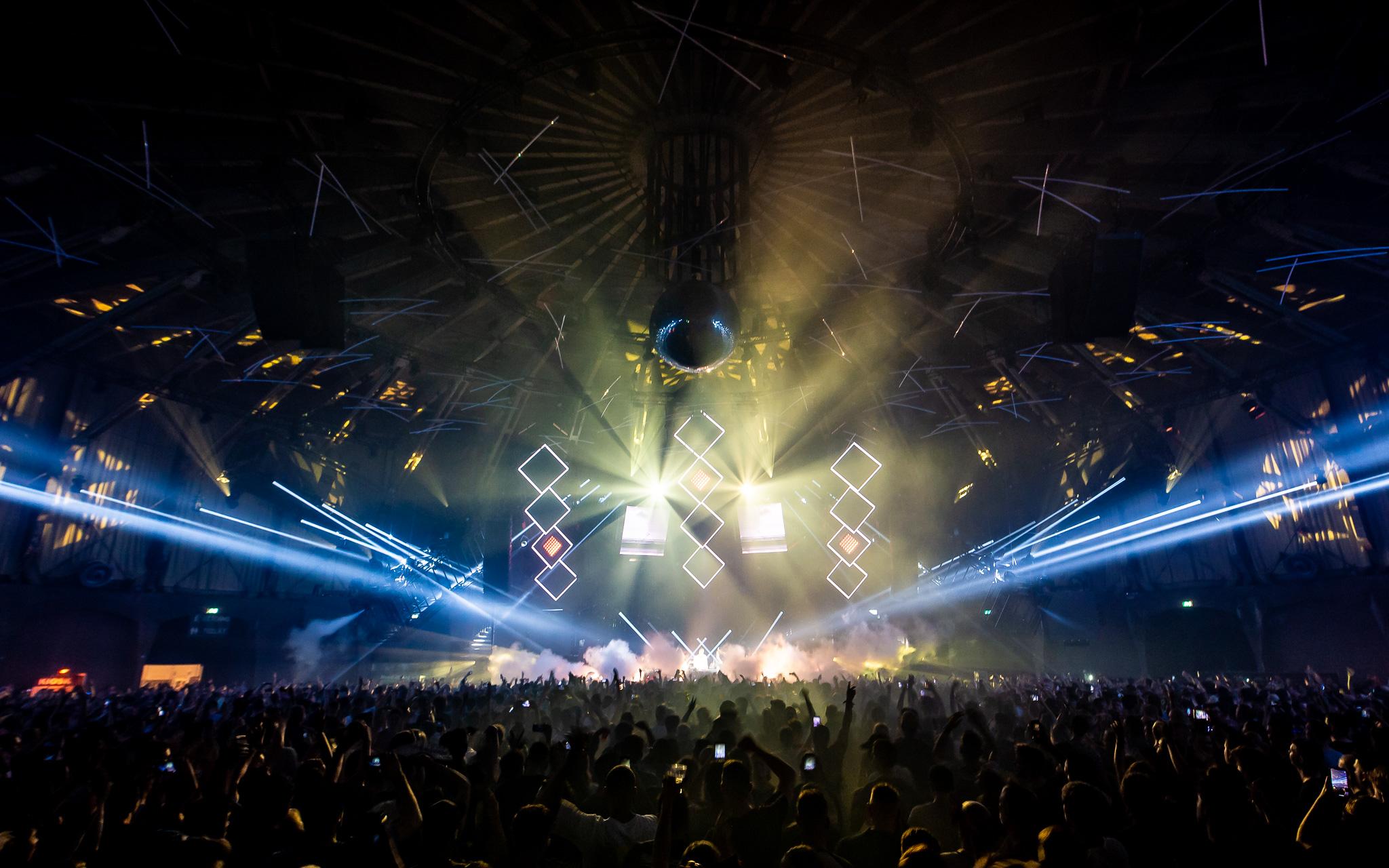 세계적으로 유명한 암스테르담 댄스 이벤트(ADE)가 이번주에! (10월 16일-20일)