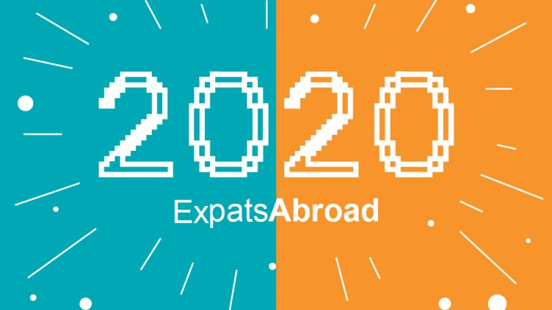 Expats Abroad 서비스료가 2020년부터 조정됩니다.