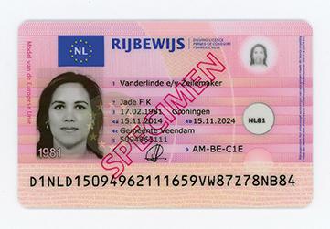 한국 운전면허증 네덜란드 운전면허증으로 교환하기!