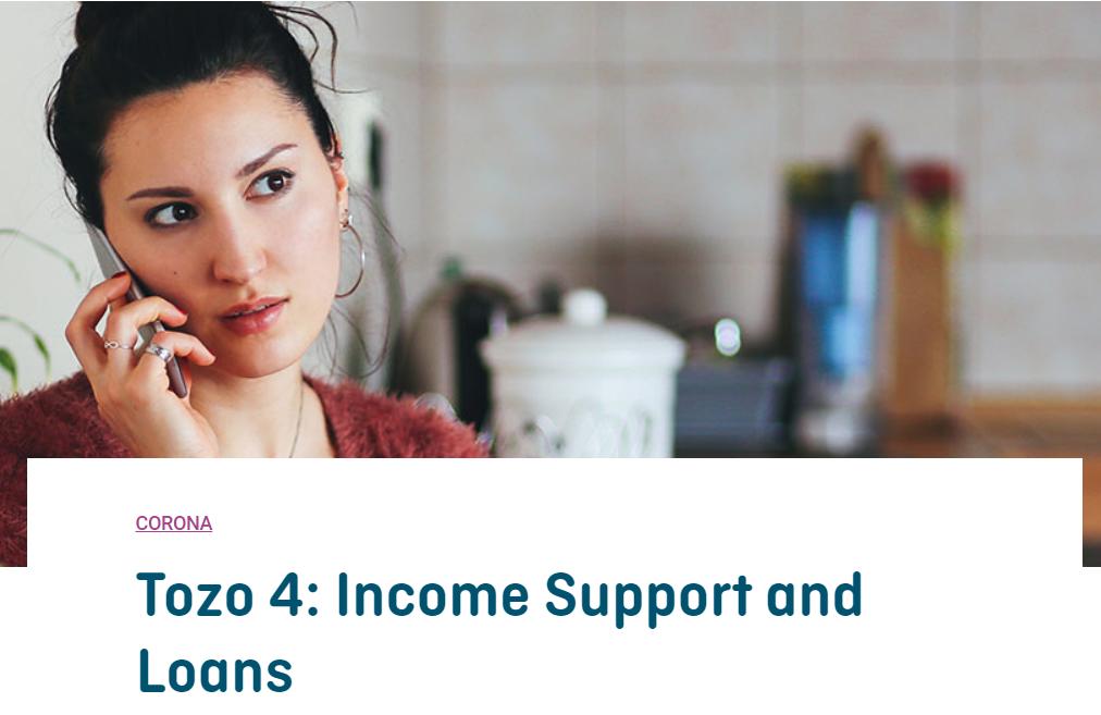 개인 사업자를 위한 네덜란드 코로나 지원금 토조 TOZO 4 안내 (6월 30일까지)
