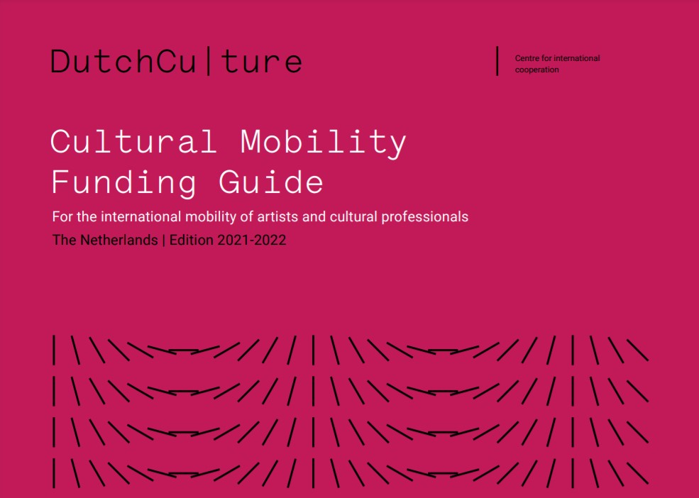 The cover of mobility funding guide